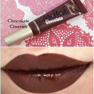 Too Faced Melted Chocolate Chocolate Cherries